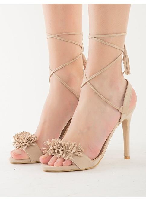Mecrea Ayakkabı Bej